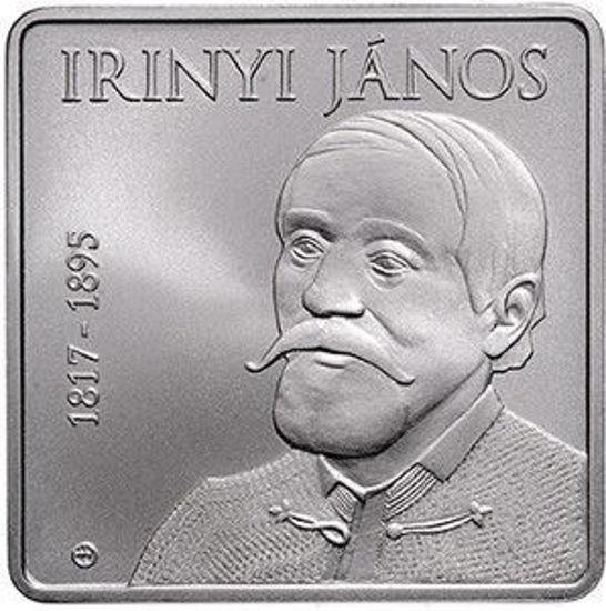 Picture of Венгрия 2000 форинтов 2017, 200 лет со дня рождения Яноша Ирини