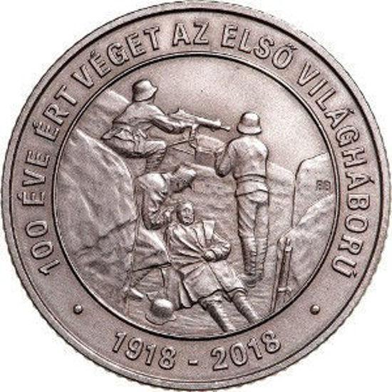 Picture of Угорщина 2000 форинтів 2018, 100 років з дня закінчення Першої Світової війни