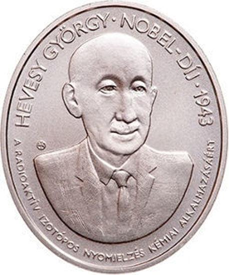 Picture of Угорщина 2000 форинтів 2018, Лауреат Нобелівської премії Дьордь де Хевеши