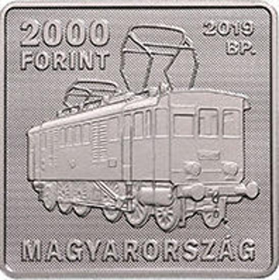 Picture of Угорщина 2000 форинтів 2019, 150 років від дня народження Кальмана Кандо