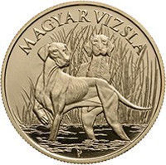 Picture of Венгрия 2000 форинтов 2019, Выжла. Венгерские овчарки и породы охотничьих собак