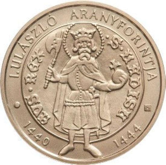 Picture of Угорщина 2000 форинтів 2020 року, Золотий флорин Владислава I