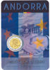 Picture of Андорра 2 евро 2015, 25 лет подписания таможенного соглашения с ЕС