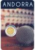 Picture of Андорра 2 євро 2016, 25 років радіо і телебачення Андорри