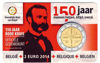Picture of Бельгія 2 євро 2014 року, 150 років Червоному Хресту