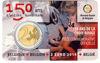 Picture of Бельгия 2 евро 2014, 150 лет Красному Кресту