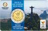 Picture of Бельгія 2 євро 2016 року, Олімпійські ігри 2016 в Ріо-де-Жанейро