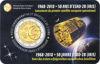 Picture of Бельгия 2 евро 2018, 50 лет запуска первого европейского спутника
