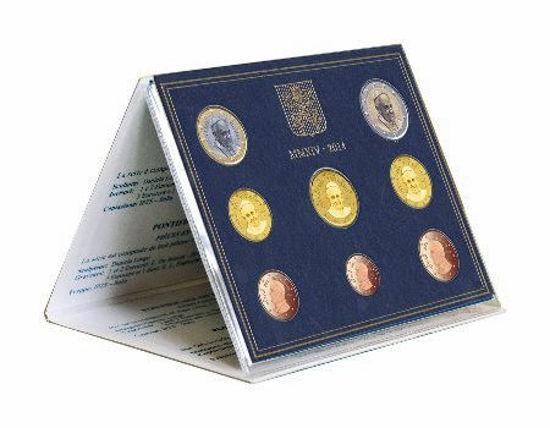 Picture of Ватикан Річний набір монет євро 2014 (8 монет в буклеті)
