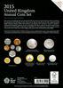 Picture of Англия, Великобритания Годовой набор 2015 из 13 монет. BU