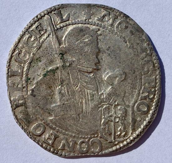 Picture of Нідерландський срібний Ріксдаальдер 1656 р.