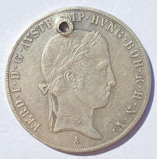 Picture of Серебряный Талер 1843 года - Император Фердинанд I