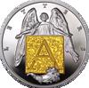 "Picture of Срібна монета ""Азбука твоєї душі"" 17,5 грам 2017 р Ніуе"