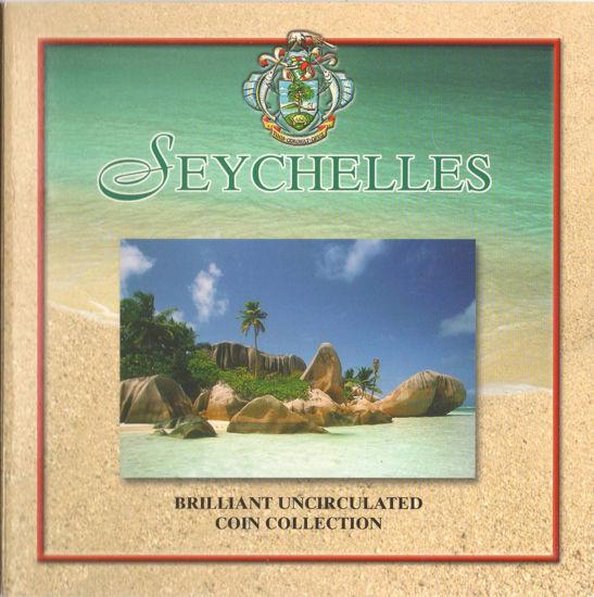 Picture of Сейшельські острови, Набір з 6 монет 1997-2004