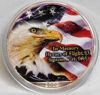 "Picture of Серебряная монета ""Американский орел - Let's Roll""  31.1 грамм 2002"
