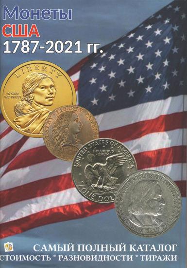 Picture of Каталог монет США с 1787 по 2021 года