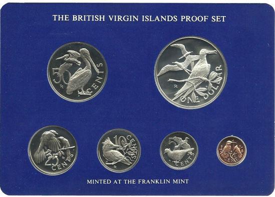 Picture of Британские Виргинские острова, Набор из 6 монет 1975