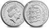 Picture of Англия, Великобритания 5 фунтов 2020. Королевский зверинец