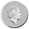 Picture of АКЦИЯ !!!Серия Звери Королевы Серебро Белый Лев Мортимера 62,2 грамм, VIII/X The White Lion of Mortimer, Великобритания 2020