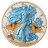 "Picture of Серебряная монета  ""Американский орел Liberty - Еврейский праздник Пурим PURIM"" 31.1 грамм 2019 г. США"