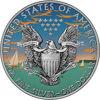 """Picture of Срібна монета """"Американський орел Liberty - острів Мартас-Він'ярд"""" 31.1 грам 2018 р. США"""