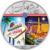 """Picture of  Срібна монета """"Американський орел - Liberty Лас-Вегас"""" США 2020"""