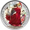 """Picture of  Срібна монета """"Британія і Гріффін"""" 2017 Великобританія 31,1 грам Britannia"""