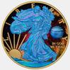 """Picture of Срібна монета """"Американський орел Liberty - Астрономія Нептун"""" 31.1 грам 2019 р. США"""