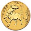 """Picture of Золота монета Австралії """"Lunar III - Рік Бика"""" 1,555 грам 2021 р."""