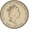 Picture of Англія, Великобританія 2 фунта 1995. 50 років перемоги у Другій світовій війні. BU