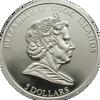 "Picture of  Срібна позолечена монета ""Рік Бика"" 25 грам 2009 р."