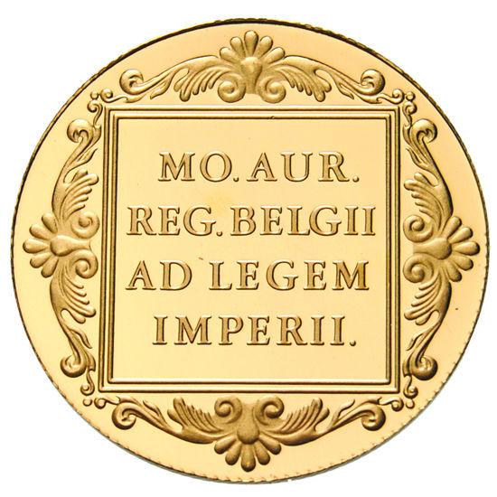 "Picture of Золота монета ""Голландський дукат"" 3.49 грам Голландія 1996"