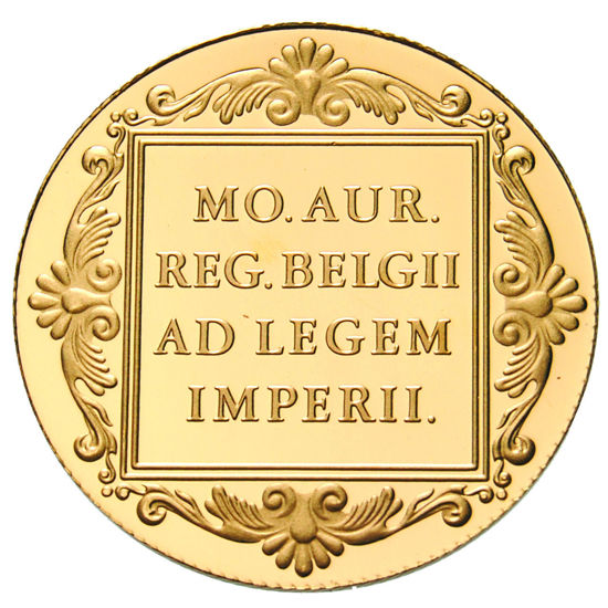 "Picture of Золота монета ""Голландський дукат"" 6.98 грам Голландія 1996"