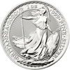 """Picture of  Коробка 500 срібних монет """"Британія -Britannia"""" 2020 (1oz) 1 унція Великобританія"""