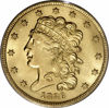 "Picture of Золотая монета "" 5 долларов ""  США 1836 г."