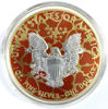 "Picture of Серебряная позолоченная монета  ""Американский орел Liberty"" 31.1 грамм 2019 г. США"