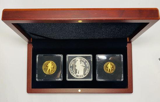 Picture of Набір з трьох монет «Голландський Дукат»