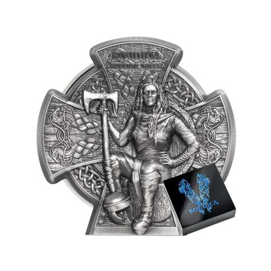 "Picture of Серебряная монета ""Королева-воин""  93,3 грамм 2020 г."