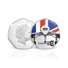 """Picture of Соломонові Острови 20 центів 2019, Набір 8 монет Літак """"Конкорд"""""""