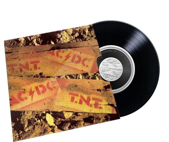 "Picture of Австралия 20 центов 2020, Легендарная рок-группа AC DC: Альбом ""T.N.T"""