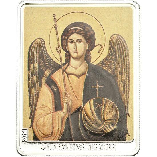 Picture of Серебряная монета «Святой Михаил» 25 грамм