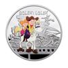 """Picture of Срібна монета """"Герої мультфільмів - Болек і Льолек"""" 14,14 грам"""