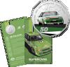 """Picture of Австралия набор из 9 монет 50 центов 2020, Автомобили """"60 лет Австралийского чемпионата по кузовным гонкам"""""""