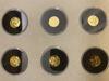 "Picture of Набор из 20-ти золотых монет  ""Кошки острова Мэн"" 31 грамм"