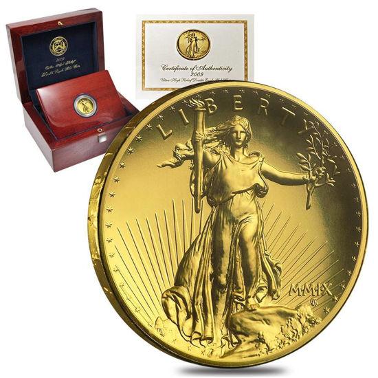 "Picture of Золота монета ""Свобода - подвійний Орел Double Eagles Saint-Gaudens"" 31,1 грам 2009 р."