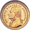 Picture of Золотая монета 1 Доллар 1803-1903 1,67 грамм