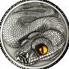 "Picture of Срібна монета ""Рік Змії"" 62.2 грам 2013 р. Сомалі"