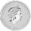 """Picture of Срібна монета """"Рік Змії - Лев Таємний"""" 31,1 грам Австралія"""