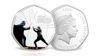 Picture of Острови Кука 25 центів 2020. Набір 14 монет Зоряні війни