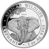 "Picture of Слон - серія ""Африканська Дика Природа"" 31,1 грам 2021"